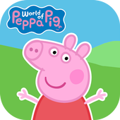 World of Peppa Pig – Kids Learning Games & Videos 图标