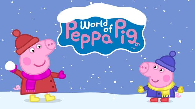 World of Peppa Pig – Kids Learning Games & Videos screenshot 5