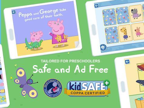 World of Peppa Pig – Kids Learning Games & Videos 截图 8