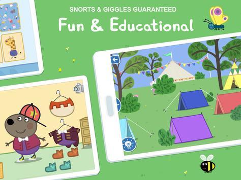 World of Peppa Pig – Kids Learning Games & Videos 截图 9