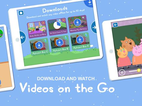 World of Peppa Pig – Kids Learning Games & Videos screenshot 10