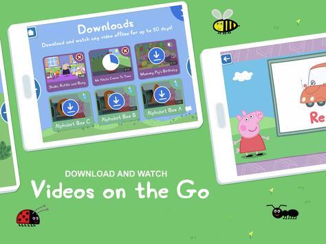 World of Peppa Pig – Kids Learning Games & Videos 截图 10