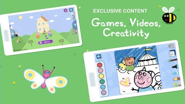 World of Peppa Pig – Kids Learning Games & Videos 截图 1