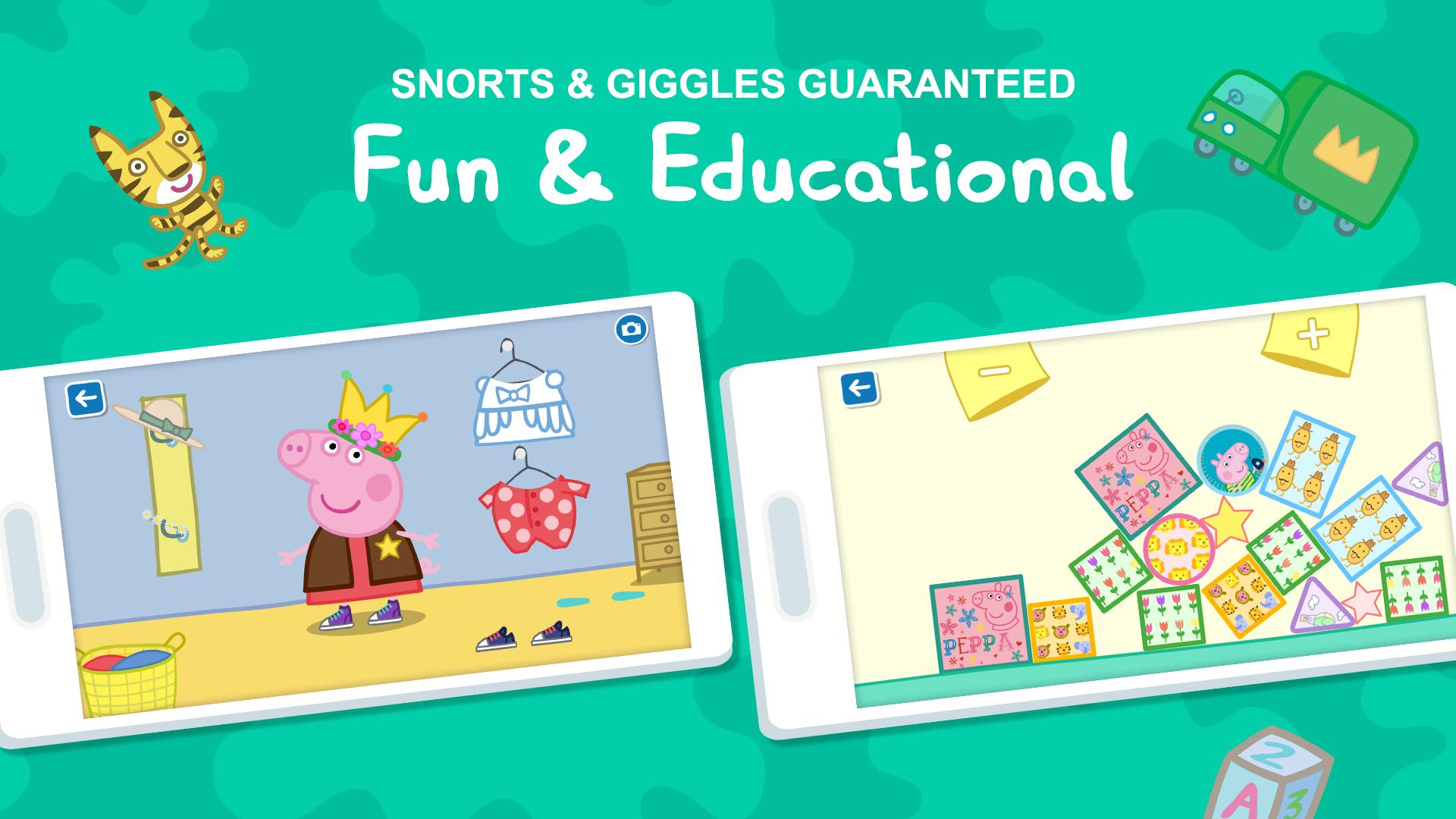 World of Peppa Pig for Android - APK Download