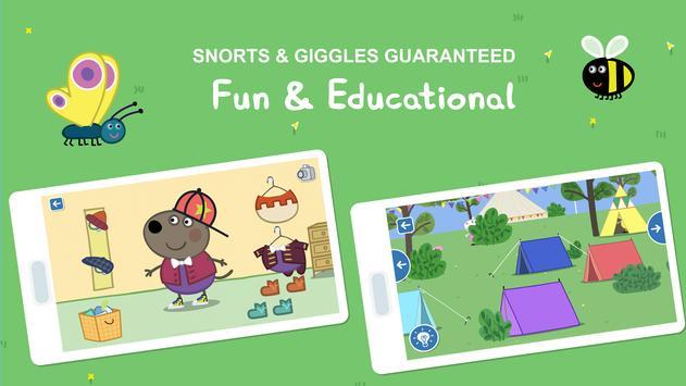 World of Peppa Pig – Kids Learning Games & Videos 截图 3