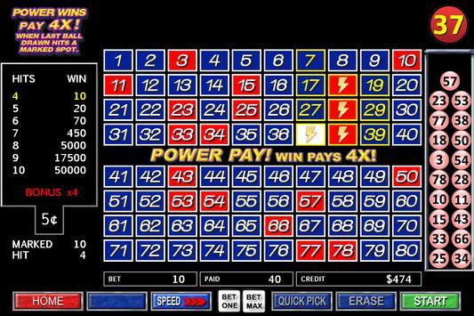 Powerball Keno screenshot 2
