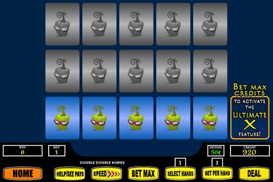 Ultimate X Video Poker screenshot 1