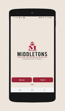 Middletons screenshot 1