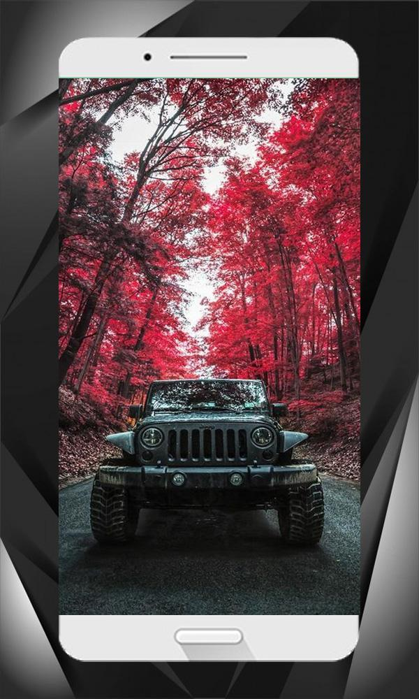 Jeep Wallpapers Hd Wrangler Compass Cherokee For Android Apk Download