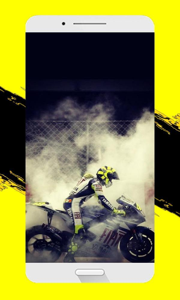 Valentino The Doctor Rossi Vr46 Wallpapers Hd For Android