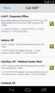 AMP Urology by Pep Talk Health screenshot 2
