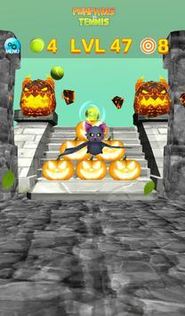 Pumpkins vs Tennis - Halloween smash & knockdown screenshot 23
