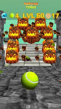 Pumpkins vs Tennis - Halloween smash & knockdown screenshot 7