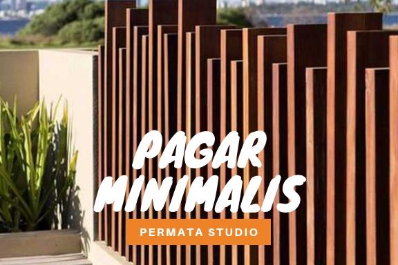 880+ Gambar Pagar Rumah Cantik Minimalis HD