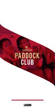 Mumm Paddock Club poster