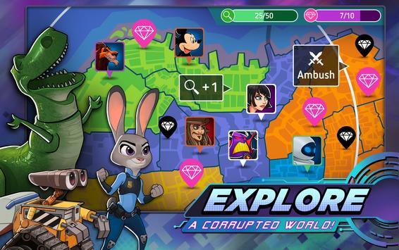 Disney Heroes screenshot 11