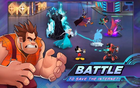 Disney Heroes تصوير الشاشة 12
