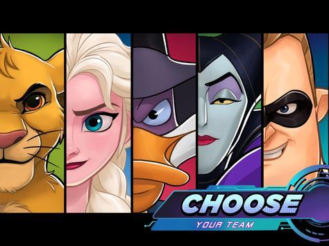 Disney Heroes screenshot 1