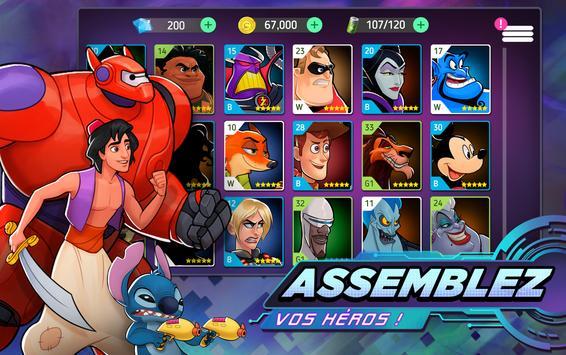 Disney Heroes capture d'écran 1