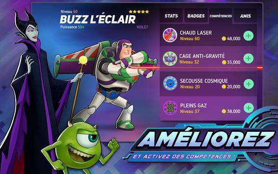 Disney Heroes capture d'écran 2
