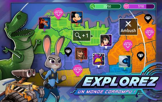 Disney Heroes capture d'écran 3