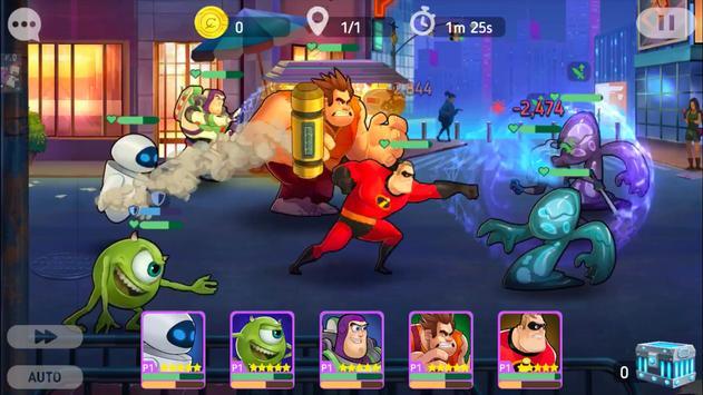 Disney Heroes скриншот 11