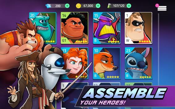 Disney Heroes screenshot 9