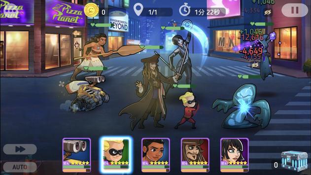 Disney Heroes screenshot 14