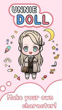 Poster Unnie doll