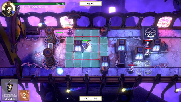 Warhammer Quest: Silver Tower -Turn Based Strategy screenshot 4