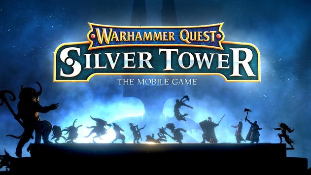 Warhammer Quest: Silver Tower -Turn Based Strategy Ekran Görüntüsü 7