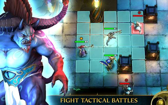 Warhammer Quest: Silver Tower -Turn Based Strategy screenshot 16