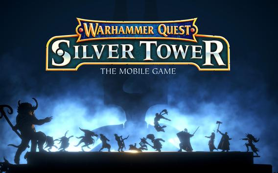 Warhammer Quest: Silver Tower -Turn Based Strategy स्क्रीनशॉट 15