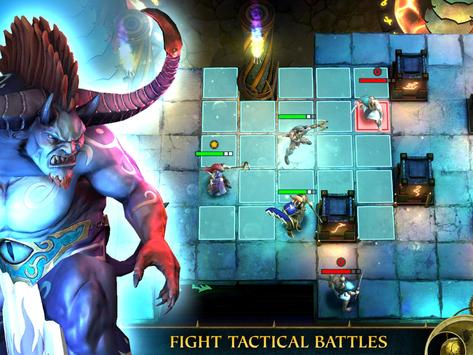 Warhammer Quest: Silver Tower -Turn Based Strategy screenshot 8