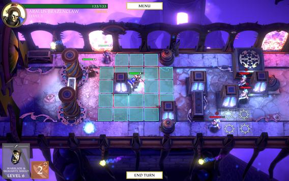 Warhammer Quest: Silver Tower -Turn Based Strategy screenshot 20
