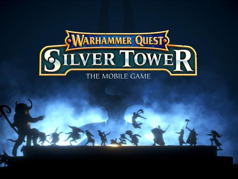 Warhammer Quest: Silver Tower -Turn Based Strategy स्क्रीनशॉट 23