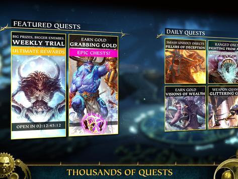Warhammer Quest: Silver Tower screenshot 15