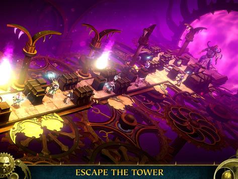 Warhammer Quest: Silver Tower -Turn Based Strategy screenshot 11