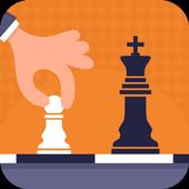Chess Moves Zeichen