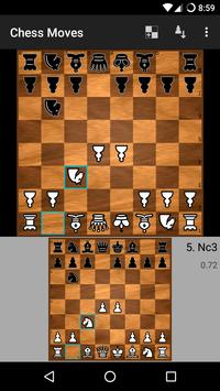 Chess Moves Plakat