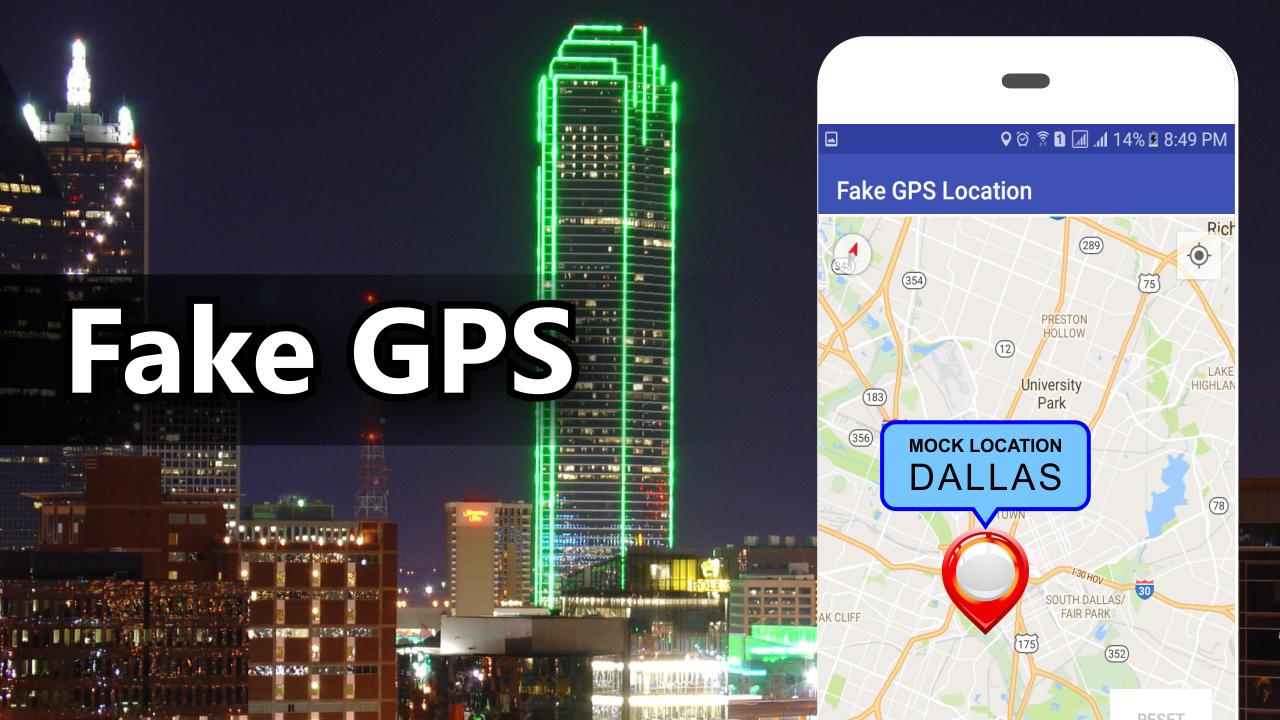 Fake GPS for Android - APK Download