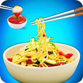 Chinese Food Recipes - New Year Food Cooking icon