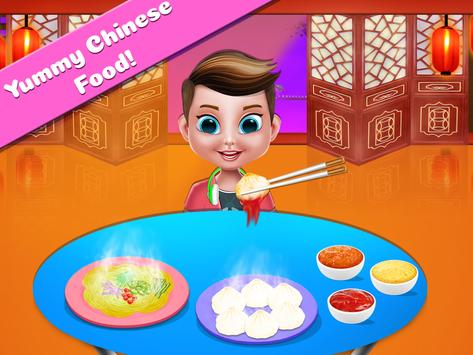 Chinese Food Recipes - New Year Food Cooking screenshot 1