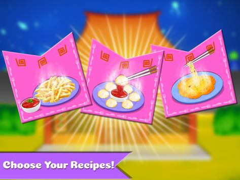 Chinese Food Recipes - New Year Food Cooking screenshot 4