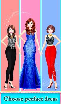 International Fashion Dress Up Games screenshot 18