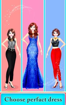 International Fashion Dress Up Games screenshot 11