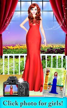 International Fashion Dress Up Games screenshot 13