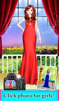International Fashion Dress Up Games screenshot 20