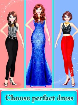 International Fashion Dress Up Games screenshot 4