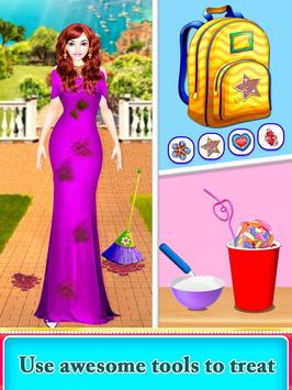 International Fashion Dress Up Games screenshot 5